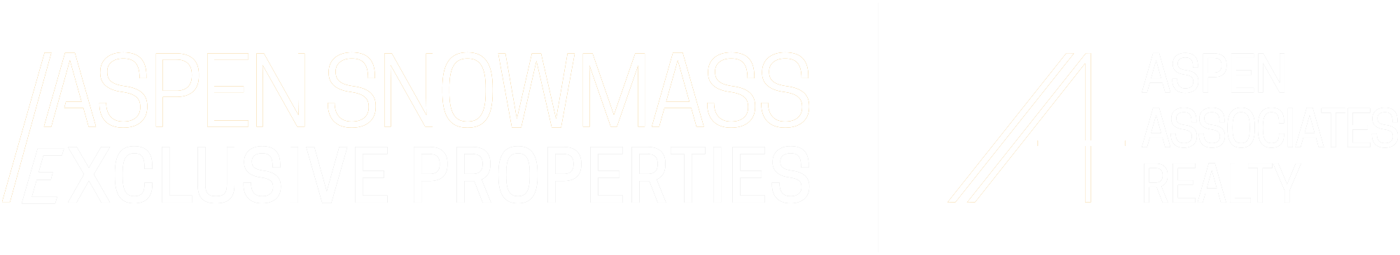 Aspen Snowmass Exclusive Properties Logo